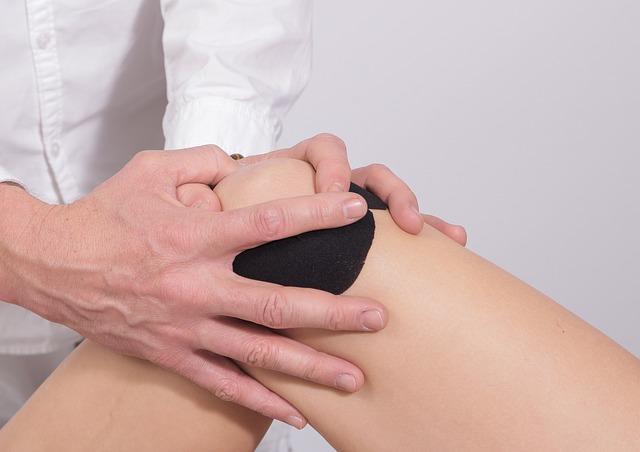 tejpování kolena