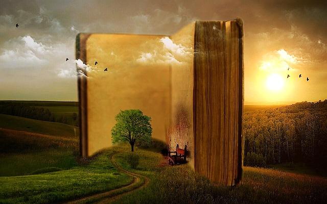 svět v knize