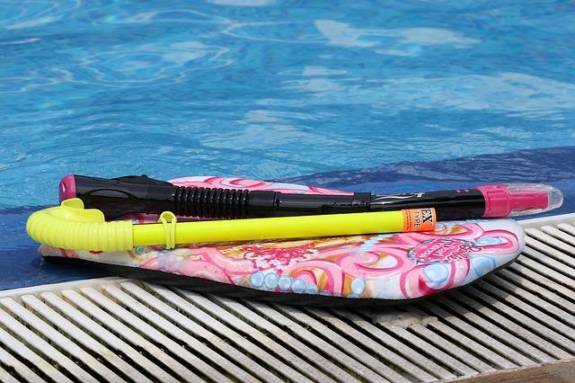 Plavecké pomůcky pro děti